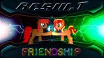 Psyc Cyrila Friendship (Pony Kombat New Blood 2) by Macgrubor