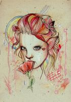Rose by S-Banh