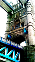 Tower Bridge by Kurisuten-tan