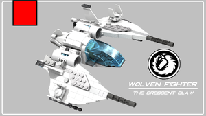 Wolven Fighter by theomegareaper101