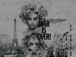 War is over by pistacjowa