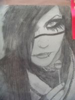 Andy Biersack by RainxSasori