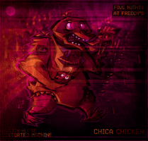 Chica the Chicken by Austin-Hodge