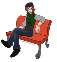 LadyZolstice Livestream Commission Eoghan by The-Clockwork-Crow
