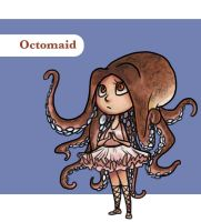 Octomaid Ballerina by arswiss