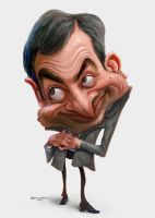 Mr Bean by tiaggotampinha
