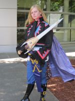 Fanime'12: Prince Richard by theEmperorofShadows