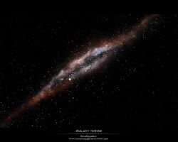 Galaxy Inside by tommyvanklies
