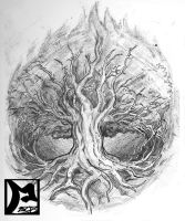 tree of life by p-mccarty