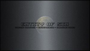 Entity of Sin TV YouTube Channel Banner by obsidianentity
