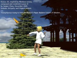 Young Kouryu 3D 3 of 5 by ibr-remote