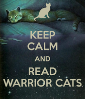 Keep-calm-and-read-warrior-cats by kikaa12353