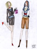 Fashionable People by Zaratulah