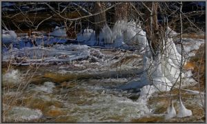 River of Ice by Rebacan