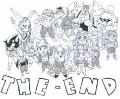 The EPIC HALLOWEEN Ending by Gojira007