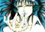Grimmjow Jeaggerjaques by madaboutvampires
