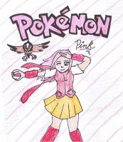 Pokemon: PINK Coverpage by VampireCow