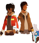 Lance And Keith by X-Uni-corn-X