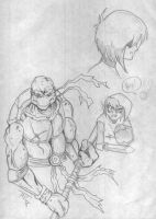 Some Sketches by Coopersville