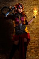 Chandra - Fire by sumyuna
