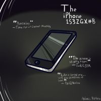 Introducing the iPhone 153ZGX#B by Adonis-Batheus