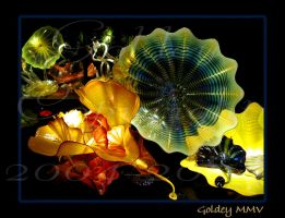 Chihuly... by Goldey