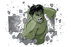 HULK AMV by Hodges-Art