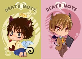 death note by jiuge