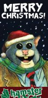Hamster Rage Merry Christmas by HamsterRage