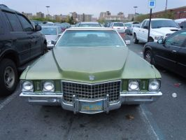 1971 Cadillac Coupe De Ville II by Brooklyn47