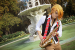 Utapri: Sax roll by Kaallisi