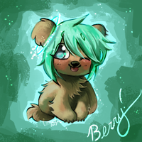 lil bearbear by Cottontin