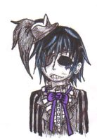 o_o its a Zombie Ciel by Deathly-UnderTaker