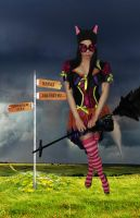Far East Witch of OZ by seniormanager