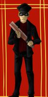 Strip Mobster DeadSea by Simple-shadow