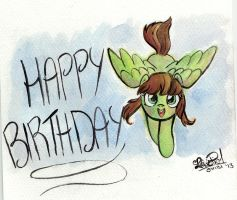 Psychoon's Birthday by Chibi91