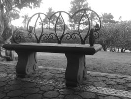 bench by abegailbucu