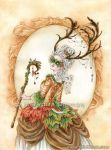 Forest Finery by MeredithDillman