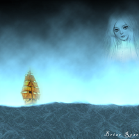 Rhyannon From The Ocean by briarrosed