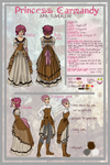.::Princess Carmandy::. by SpicePrincess