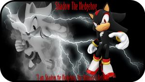 Shadow The HedgeHog~ by DeathGoddess1995