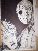 JASON VOORHEES 2 by phymns