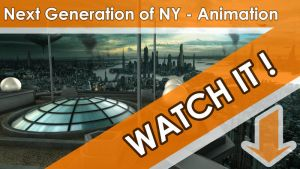 Next Generation NY - Animation by Stefan1502