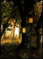 The Treehouse by alana-m