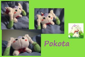 Slayers: Pokota Plush by TheGuineapig3