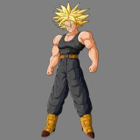 Trunks  SSJ by drozdoo