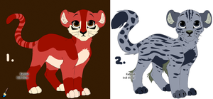 CubCreator Adopts CLOSED by ShinuAdopts