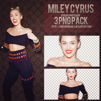Miley Cyrus Png Pack by lightwoodamla