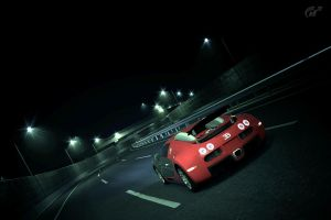 Veyron Night Drive by RikMcCloud