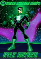 GLCA-Kyle Rayner by Boy-Meets-Hero